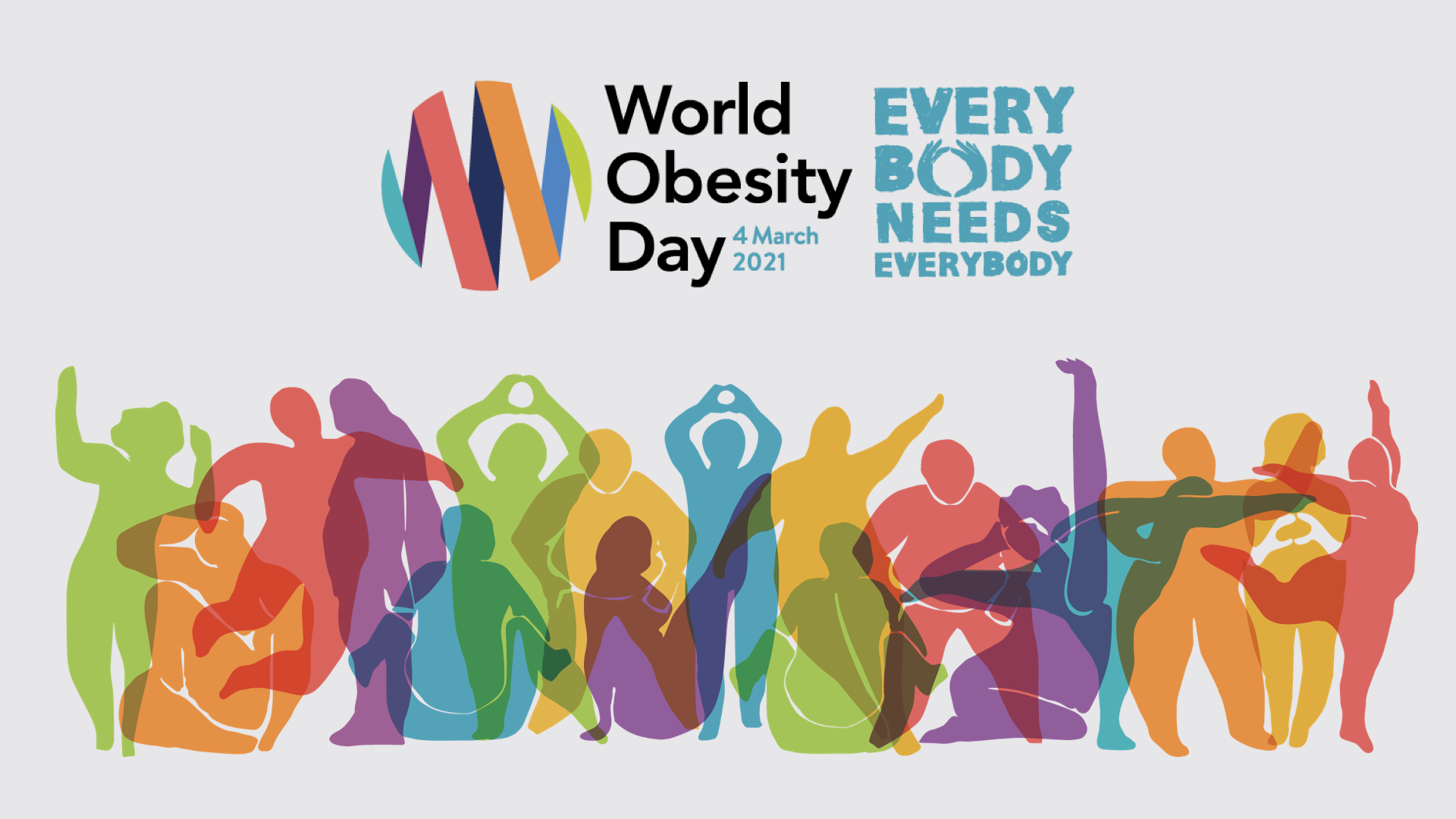 Día mundial de la obesidad: Every Body needs Everybody