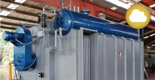 Operación de Calderas acuotubulares de alta presión