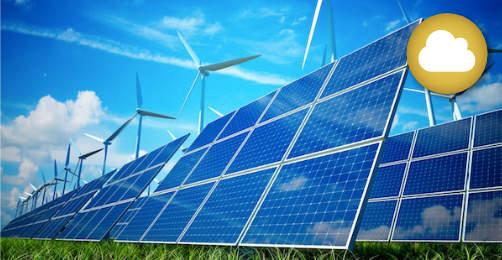 APROVECHAMIENTO DE LA ENERGÍA SOLAR Y DEL VIENTO